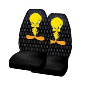 tweety car seat cover