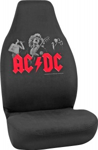 Star Wars Car Seat Covers >> AC/DC Car Seat Cover - Cool Stuff to Buy and Collect