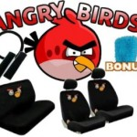 Angry Birds Car Accessories