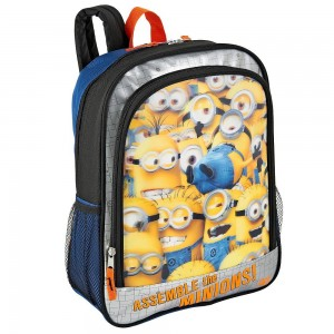 despicable me backpack minions