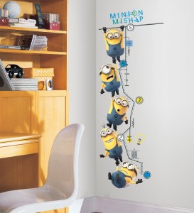 Despicable Me Wall Decal Cool Stuff To Buy And Collect