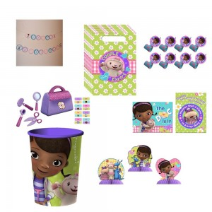 Doc Mcstuffins Birthday Party Supplies Cool Stuff To Buy