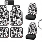 Mickey Mouse Car Accessories