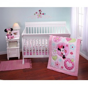 Minnie Mouse Crib Bedding Cool Stuff To Buy And Collect