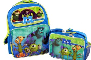 Monsters University Backpack Cool Stuff To Buy And Collect