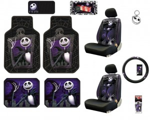 Nightmare Before Christmas Car Accessories Cool Stuff To