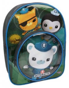 Octonauts Backpack Cool Stuff To Buy And Collect