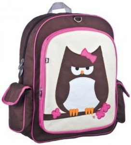 beatrix owl backpack