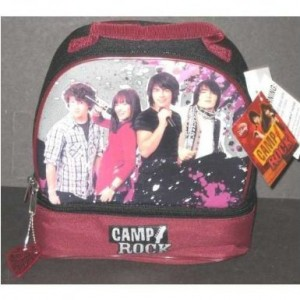 Disney Camp Rock Lunch Bag And Lunch Box Cool Stuff To