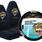 Ed Hardy Tiger Car Accessories