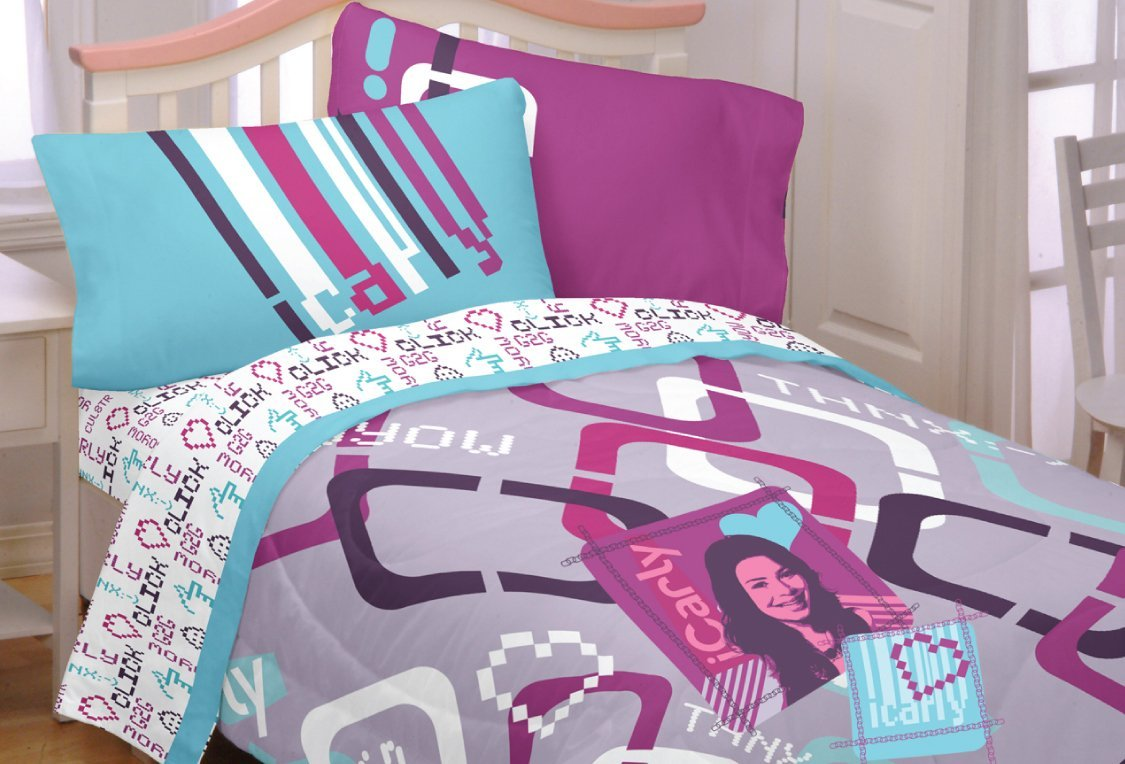 Icarly Bedding Cool Stuff To Buy And Collect