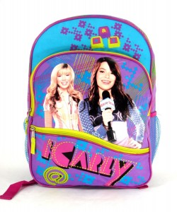 Icarly Backpack Cool Stuff To Buy And Collect