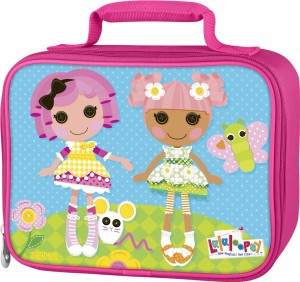 lalaloopsy lunch bag