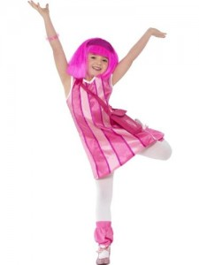 Lazy Town Costume Cool Stuff To Buy And Collect