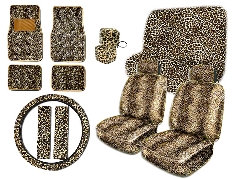 Leopard Print Car Accessories Cool Stuff To Buy And Collect