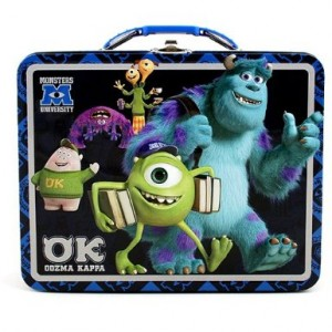 Monsters University Lunch Bag And Lunch Box Cool Stuff