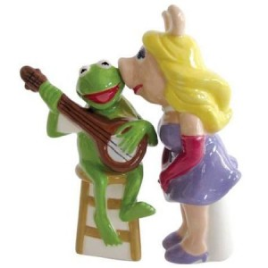 muppets salt pepper shaker