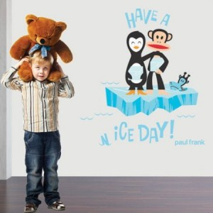 Paul Frank Wall Decal Cool Stuff To Buy And Collect