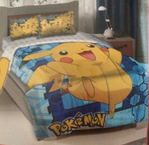 Pokemon Bedding Cool Stuff To Buy And Collect