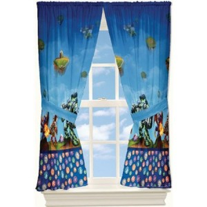 Skylanders Window Drapes Cool Stuff To Buy And Collect