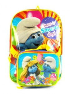 Smurfs Backpack Cool Stuff To Buy And Collect