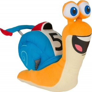 Dreamworks Turbo Plush - Cool Stuff to Buy and Collect