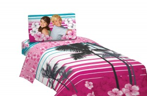 teen beach bedding