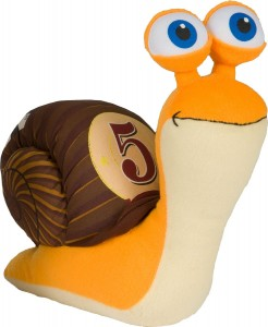 Dreamworks Turbo Plush Cool Stuff To Buy And Collect