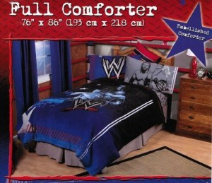 Wwe Wrestling Bedding Cool Stuff To Buy And Collect