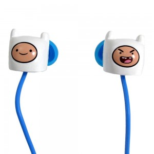 adventure time earbud