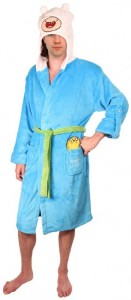 adventure time robe finn
