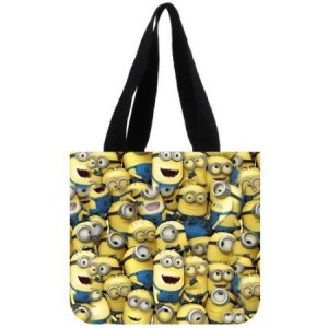 Despicable Me Canvas Tote Bag