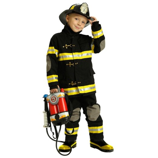 Cool Firefighter Costume For Kids Cool Stuff To Buy And
