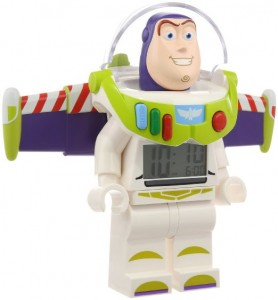 lego toy story buzz lightyear clock