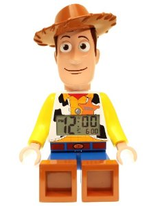 lego toy story woody clock