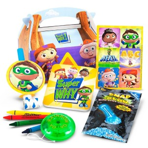 super why party favor