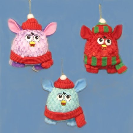 Furby Christmas Ornaments Cool Stuff To Buy And Collect