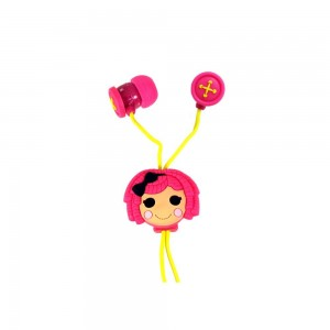 lalaloopsy earbuds