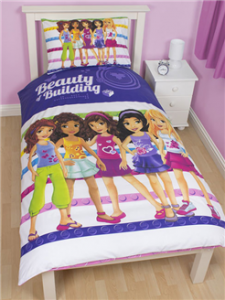 Lego Friends Bedding Cool Stuff To Buy And Collect