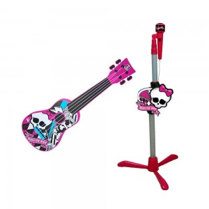 Monsters High Acoustic Guitar Cool Stuff To Buy And Collect