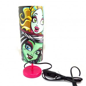 monsters high lamp multocolor