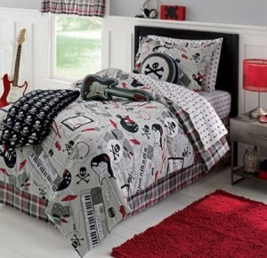 Rock And Roll Bedding Cool Stuff To Buy And Collect