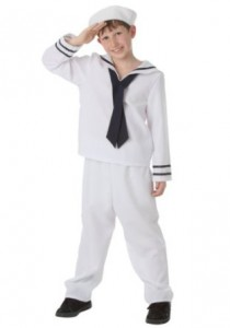 Sailor Costume For Kids Cool Stuff To Buy And Collect