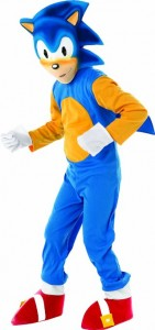 Sonic The Hedgehog Costume Cool Stuff To Buy And Collect