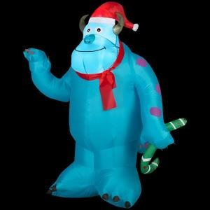 sulley inflatable