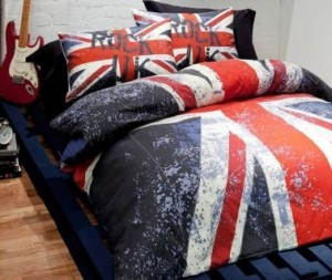 London Union Jack Bedding Cool Stuff To Buy And Collect