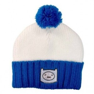 adventure time beanie finn white