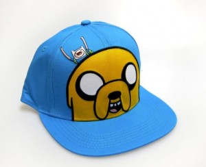 adventure time blue hat