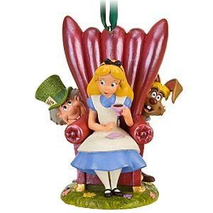 Alice In Wonderland Christmas Ornament Cool Stuff To Buy