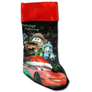 Disney Cars Christmas Ornament And Stocking Cool Stuff